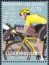 Luxembourg 2017 Tour de France/Race/Cycling/Bikes/Bicycles/Sports 1v (lu10140)