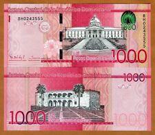 Dominican Republic, 1000 Pesos Dominicanos, 2015 (2016), P-193-New, UNC
