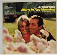 "Al Martino ""Mary in the Morning"" 1967 Capitol ST 2780 Pop Vinyl LP"