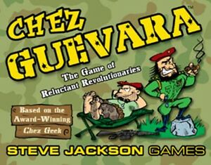 SJG-1392 CHEZ GEEK: GUEVARA - Steve Jackson Games