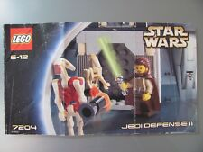 LEGO 7204 @@ NOTICE / INSTRUCTIONS BOOKLET / BAUANLEITUNG 1