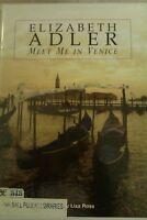 Meet Me in Venice: Elizabeth Adler: Unabridged Cassette Narr Liza Ross