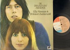 ELLY NIEMAN & en RIKKERT ZUIDERVELD De Draad van Ariadne LP 1971-1977 EMI Bovema