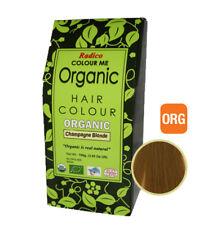 RADICO Champagne Blonde Organic Hair Colour 100g ( Made from Henna & Herbs )