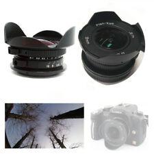 8mm F3.8 Manual Wide Angle Fisheye Lens for Olympus Panasonic M43 MFT OMD EM5