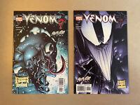 Venom Shiver #4 & #5 VF/NM