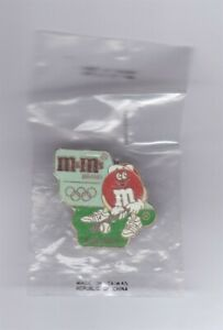 1992 Barcelona Olympics M&Ms Baseball Pin