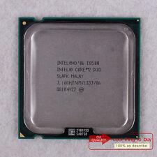 Intel Core 2 Duo E8500 SLAPK CPU Processor 3.16/6/1333 LGA 775 100% work free sp