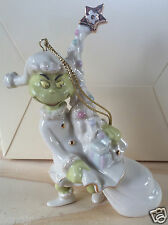"""Lenox """"Away with the Tree"""" Porcelain Ornament"""