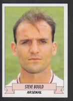 Panini - Football 93 - # 2 Steve Bould - Arsenal