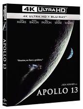 APOLLO 13 - VERSIONE RIMASTERIZZATA (BLU-RAY 4K Ultra HD + BLU-RAY) Tom Hanks