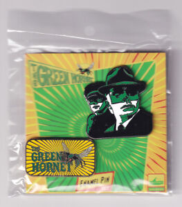 GREEN HORNET ENAMEL PIN SET (TV) CONSOLATION CON LTD to 500 KATO BRUCE LEE OOP