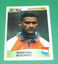 N°80 BOGARDE NEDERLAND PAYS-BAS PANINI FOOTBALL UEFA EURO 96 EUROPE EUROPA 1996