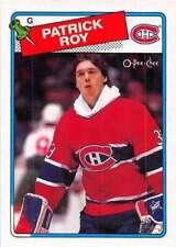 1988-89 O-Pee-Chee OPC (88-89) NHL Hockey Set Break One Pick From List 1-132