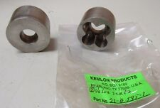 LOT OF 2 NEW KEMLON PRODUCTS VALVE SEAT 21-13-595-1 21135951