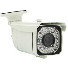 1300TVL HD 2.8-12mm Zoom Bullet Outdoor Waterproof CCTV Camera System IR-Cut