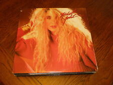 Michelle Goulet LP Self Titled  WITH PROMO KIT
