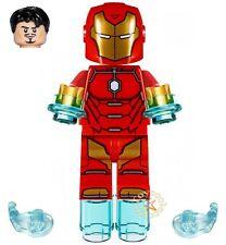 LEGO SUPER HÉROS MARVEL INVINCIBLE IRON MAN ENSEMBLE 76077 ORIGINAL