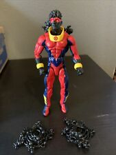 marvel legends sunspot from strong guy wave loose