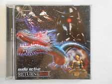 AU DIO ACTIVE : RETURN OF THE RED I - [ CD ALBUM ] --> PORT GRATUIT