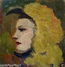 Charles KIFFER (1902-1992) HsP Danseuse des Folies-Bergères Paris Années 30 / 40
