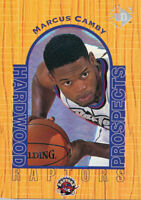 Marcus Camby 1996-97 Upper Deck UD3 #11 Toronto Raptors RC Rookie card
