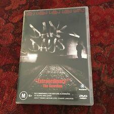 DARK DAYS DVD. ALL REGIONS. FEATURES SOUNDTRACK BY DJ SHADOW