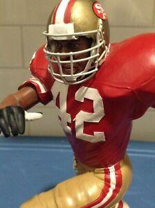 Danbury Mint  -  San Francisco 49ers Ronnie Lott