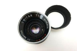 SWITAR 16mm f1,8 H16 RX Kern Paillard 880763 Cine mount jo121