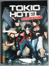 TOKIO HOTEL GENERATION ROCK ISABELLE CHEVALEY 2007 EDIT° ESI PORT A PRIX COUTANT