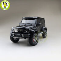 1/18 Almost Real BENZ G500 4×4² Diecast Model Car Suv Man Gifts