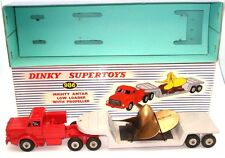 DINKY NO. 986 MIGHT ANTAR TRUCK WITH PROPELLER - ULTRA RARE & BOXED