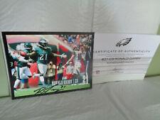 #21 Philadelphia Eagles - NFL - Ronald Darby - Autographed Photo W/ COA