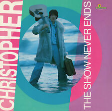 KRZYSZTOF KLENCZON (CHRISTOPHER)  The Show Never Ends (12 bonus tracks)  CD