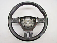 2010 VW PASSAT KOM STEERING WHEEL 3C8 419 091 BC OEM 09 10 11 12