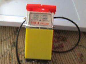 Lego Gas Pump / Two-Sided Petrol Pump - Shell Gasoline Station