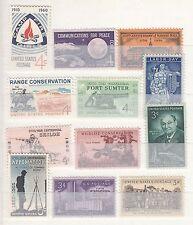 USA Gran lote conmemortivos grandes nuevos** 49174v3v1(111)