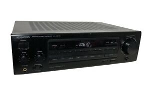 Kenwood AM/FM Stereo Receiver KR-A5040 - Tested