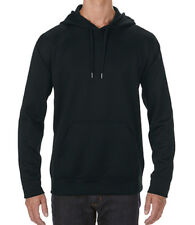 GILDAN PERFORMANCE HOODIE - Tech Hooded Sweatshirt LUXURY HOODY (4 Colours)