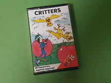 Critters Commodore VIC-20 Game - Rabbit Software (SCC)