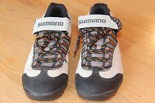 Shimano Cycling shoes Unisex Men's 6 EU39 Tan/Black Suede Excellent cond.