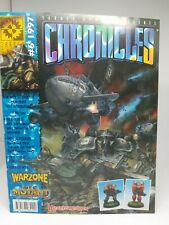 """Target Chronicles #6 """"The Banshees, Imperial Regulars, Heavy Vehicle Com Mag EX"""