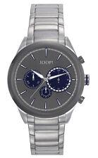 JOOP Grey Metal JP101931002 Herrenuhr Edelstahl Uhr Chronograph Chrono neu