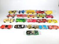 Hot Wheels Matchbox 1/64 Scale Vintage Diecast Lot 21 CAR LOT