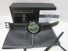 New Avio Milano Men's AVI 45 MM TP YELLOW  Chronograph Tachymeter Watch