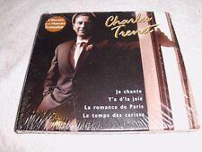 L 'Histoire de la chanson francaise Charles Trenet-CD-OVP