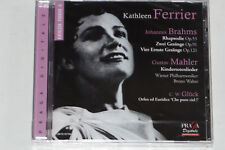 FERRIER, Brahms, Mahler-Rhapsodie... - SACD super audio nouveau, neuf dans sa boîte