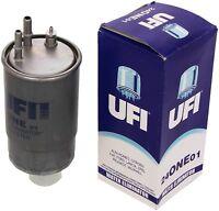 UFI 24ONE01 Filtro Carburante Grande Punto 159 Bravo Delta 1.3 1.6 1.9 Multijet
