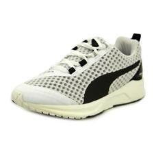 Zapatillas deportivas de mujer PUMA de tacón medio (2,5-7,5 cm) de color principal blanco