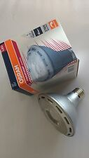 1x Osram Parathom 9W 30 Degree Dimmable ES E27 Warm White LED Light Lamp Bulb
